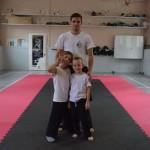 Cours de baby kung-fu à Salies-de-Béarn