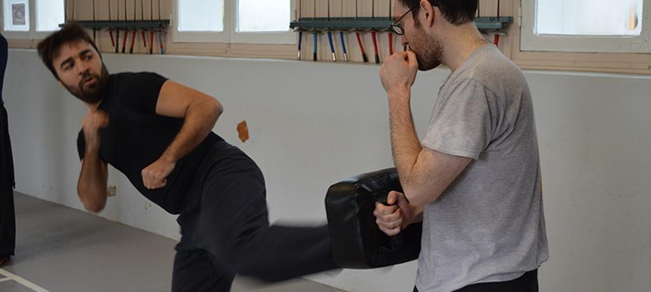 stage de kung-fu / jeet-kune-do a Salies-de-Béarn