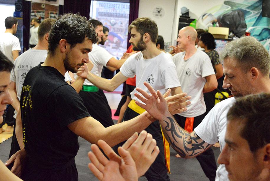 Ecole de kung-fu - Jeet-kune-do