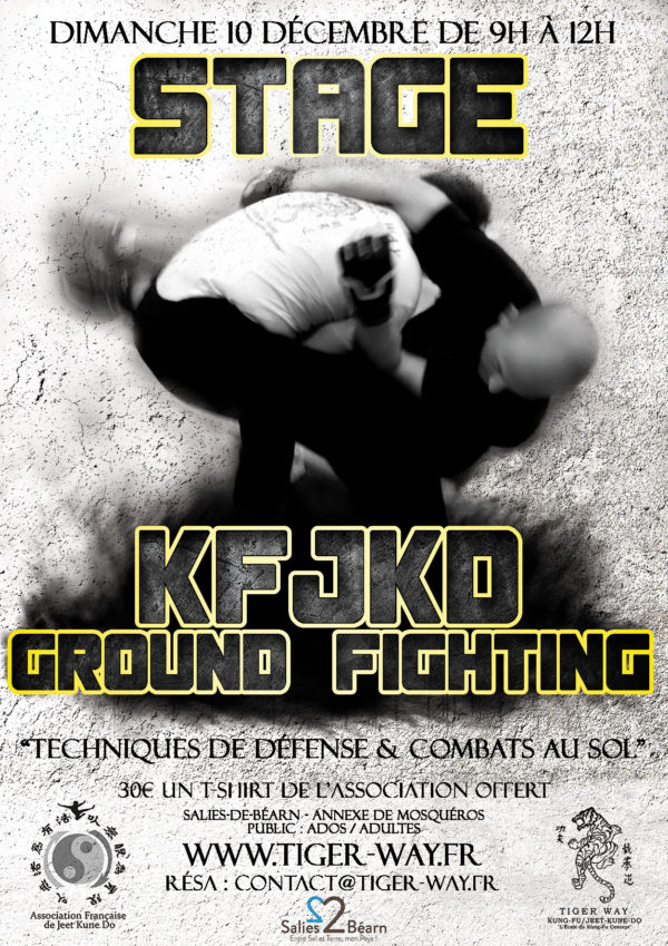 Stage Ground Fighting Salies de bearn