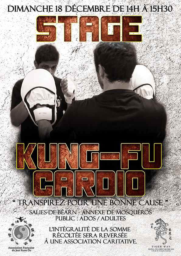 stage kung-fu cardio
