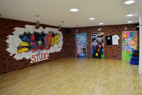 Stage intensif kung fu / jeet kune do au street art studio Bayonne