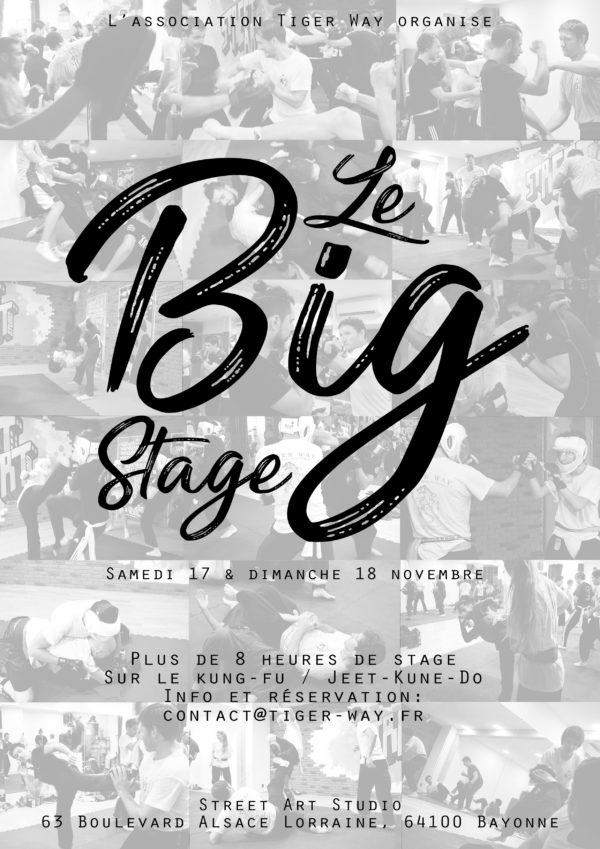 Le Big Stage 2018 - Kung-Fu_Jeet-Kune-Do