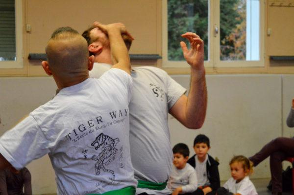 Tiger Way à cinq ans - Ecole de Kung fu / Jeet Kune DoTiger Way à cinq ans - Ecole de Kung fu / Jeet Kune Do